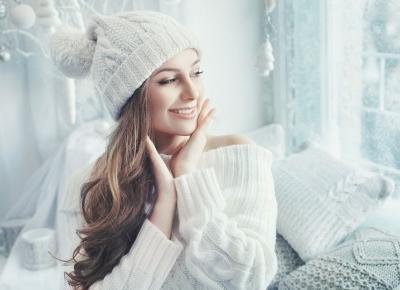 Twój makijaż przetrwa nawet opady śniegu!