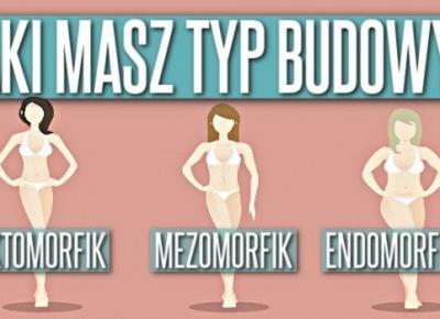 Ektomorfik, mezomorfik, endomorfik - Jaki masz typ budowy?