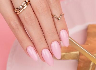 Hit Instagrama - manicure w odcieniach różu i fioletu