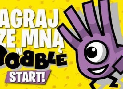 Zagraj ze mną w Dobble! 3,2,1 - START!!!
