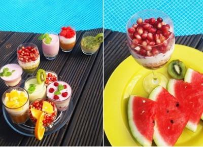 6 pomysłów na letnie desery