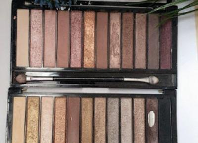 Paletki iconic | Makeup Revolution | PAULINOOWO
