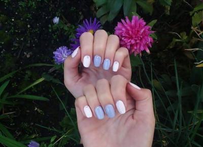 Podsumowanie testu Claresy + propozycja manicure | PAULINOOWO
