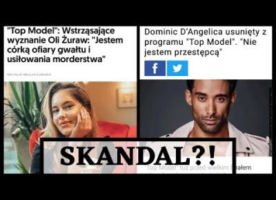 Skandal w TOP MODEL?