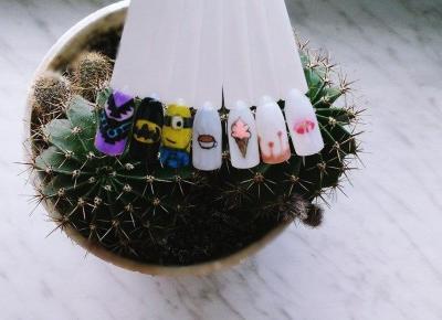 Szaleństwo na paznokciach