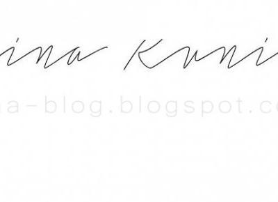 Paulina Kunicka: Autumn inspiration