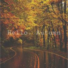 .: Hello Autumn ♥