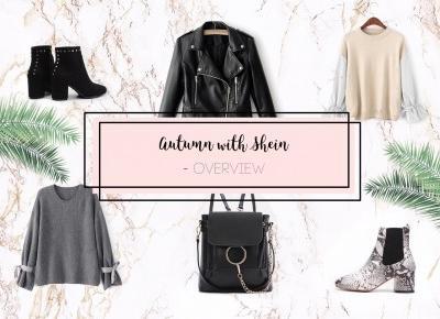beauty ╳ fashion ╳ lifestyle : JESIEŃ Z SHEIN - PRZEGLĄD