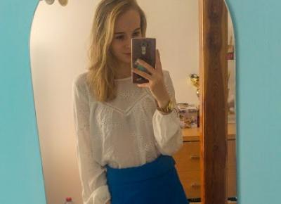 Lumpeksowe outfity