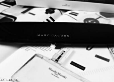 Eye-Conic Scandalust by Marc Jacobs (paleta jedwabistych cieni do powiek)Blog o perfumach i kosmetykach – Perfumella | Blog o perfumach i kosmetykach - Perfumella