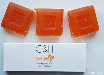 Najlepsze mydło do twarzy? G&H NOURISH+ BY AMWAY | Perfumella blog o perfumach i kosmetykach