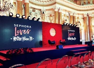 Premiera kosmetyków Kat Von D Beauty w Polsce (fotorelacja) | Perfumella – Katarzyna Zamielska