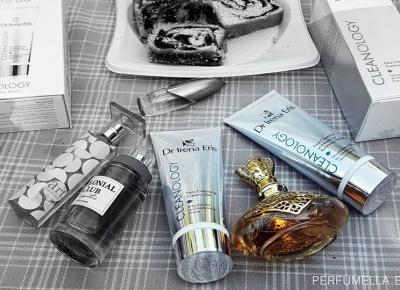 Domowe SPA dla twarzy czyli luksusowy oleożel Cleanology do demakijażu z Dr Irena Eris | Perfumella blog o perfumach i kosmetykach