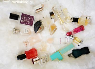 Miniatury Perfum - Moja kolekcja 2020