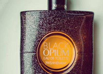 YSL Black Opium Eau De Toilette Recenzja Damskich Perfum