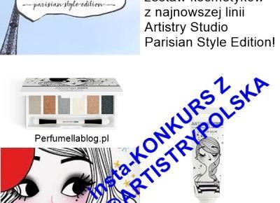 KONKURS kosmetyczny z Artistry Polska!