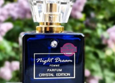 Konkurs Perfumowy Night Dream na Instagramie