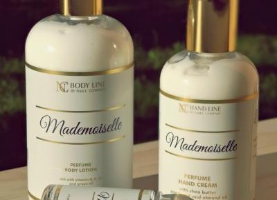 Mademoiselle zestaw SPA od NC Nails Company recenzja