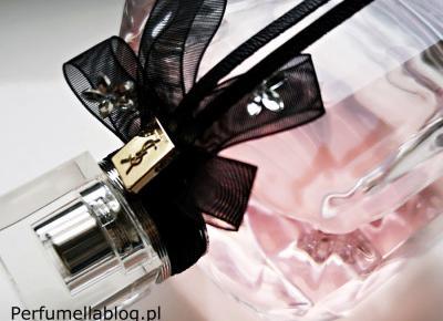 Yves Saint Laurent Mon Paris Floral edp Recenzja damskich perfum