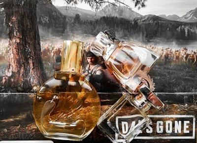 Rośliny w grze Days Gone idealne na perfumy....