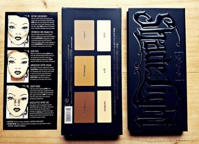 Opinie Kat Von D paletka Shade Light | Blog o perfumach i kosmetykach - Perfumella