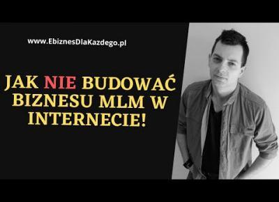 Jak Polecać MLM Przez Internet i Jak Nie Rekrutować Do MLM Online!?