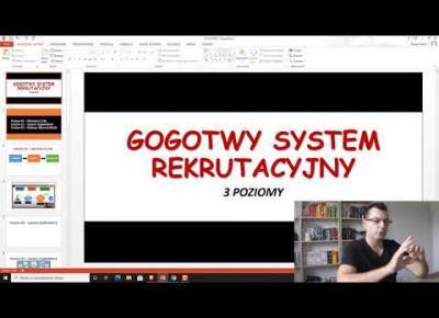 GOTOWY SYSTEM REKRUTACYJNY w MLM i 7PLAy