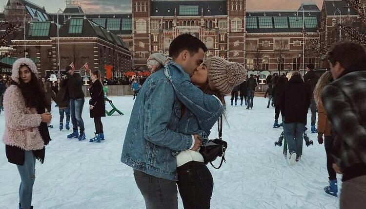 Pomysły na zimowe randki!