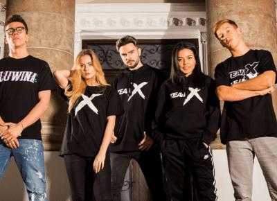 Dowiedz się kim jest nowy członek TEAMU X!