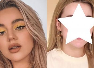 Tak wyglądają polskie influencerki bez makijażu!