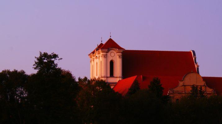 Opactwo Cystersów w Wągrowcu - Szlaki online