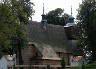 Kościół Wszystkich Świętych w Bliznem - Szlaki online