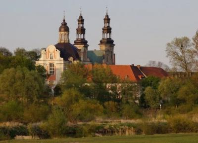 Opactwo cystersów w Lądzie - Szlaki online