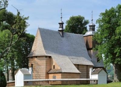 Szlak Architektury Drewnianej Podkarpacia - Szlaki online