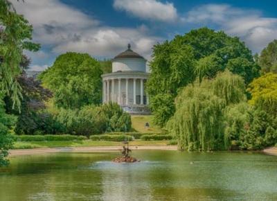 Ogród Saski w Warszawie - Szlaki online