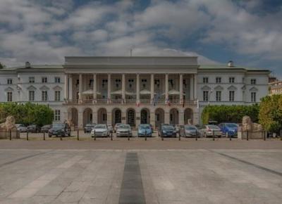 Pałac Lubomirskich w Warszawie - Szlaki online
