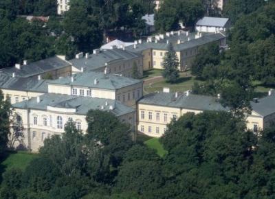 Pałac Czartoryskich w Puławach - Szlaki online