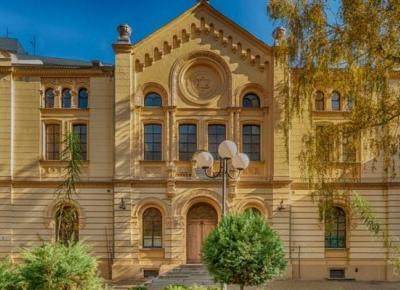 Synagoga Nożyków w Warszawie - Szlaki online
