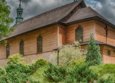 Kościół św. Antoniego Padewskiego w Starej Miłośnie - Szlaki online
