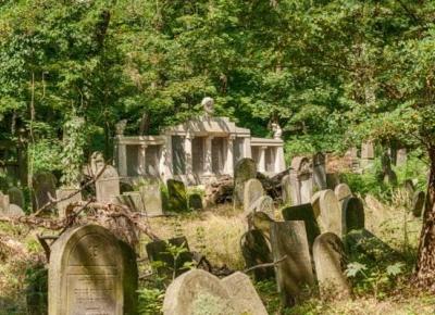 Cmentarz Żydowski na Woli - Szlaki online