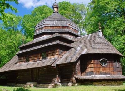 Cerkiew Wniebowstąpienia Pańskiego w Uluczu - Szlaki online