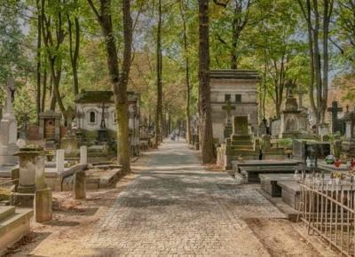 Cmentarz Powązkowski w Warszawie - Szlaki online