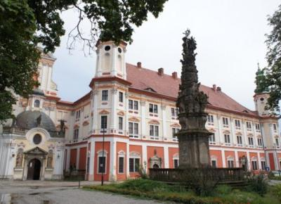 Opactwo cystersów w Henrykowie - Szlaki online