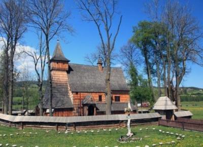 Kościół św. Michała Archanioła w Dębnie - Szlaki online