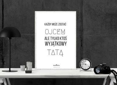 Darmowe plakaty dla taty