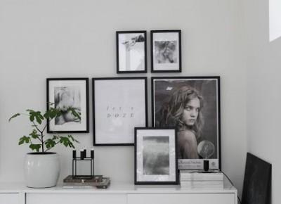 Jak samodzielnie stworzyć galerię na ścianie