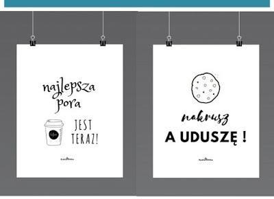 Darmowe plakaty z motywem rodziny i kuchni | plakatówka