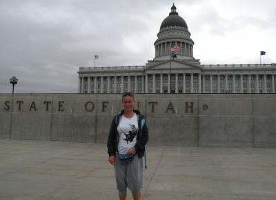 Krótka wizyta w Stanie Utah