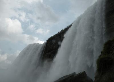 Najsilniejszy prysznic Ameryki Północnej