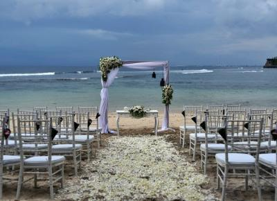 Ślub na Bali. Jak spełniają się marzenia.